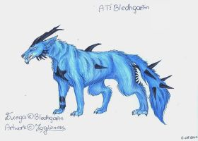 AT: Bledhgarm by TigaLioness
