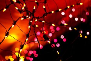 Web of Lights by Kirpernicus