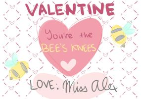 Bees Knees by alliechick