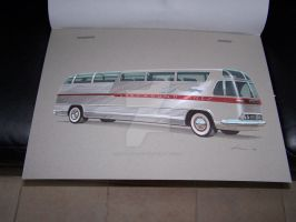 greyhound bus concept by cadillacstyle