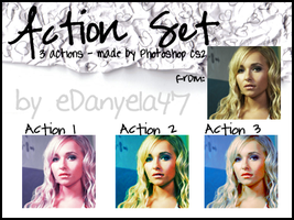 My First Actions Set by EDanyela47