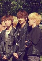 SHINee - Rossia 2 by foux86
