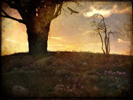 Tree and Thrift by struckdumb