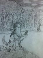 Wolf Lake by Wire-Fox