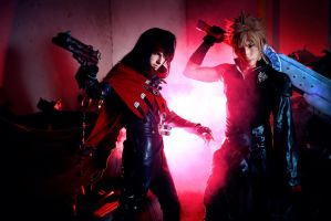 Final Fantasy VII by DaisyDA