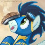 Square Series - Soarin by SpainFischer