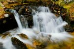 Glen Feshie Waterfall, Highlands, Scotland by Weevil07