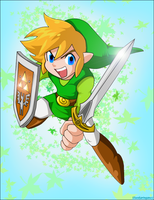 Windwaker Link finished by bluesharingan07