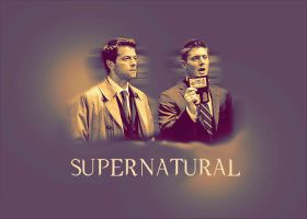 Supernatural by metinp