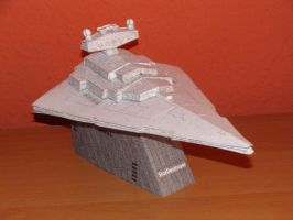 Star Destroyer Papercraft by matt2106