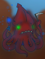 DEATH SQUID by Onslaught14