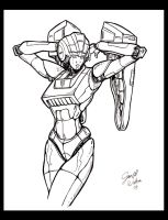 G1 Arcee Commission by studiogdp