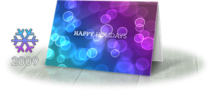 Holiday Cards 09 by Ikue