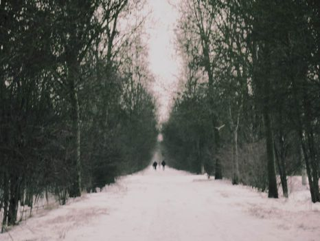 I have lost my way again by Felce