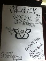 bvb fan art by the-awesomest-one