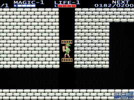 Zelda II HD 07312013 by BLUEamnesiac