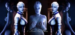 Love for Liara by BigMikeG83