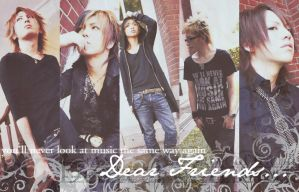 Alice Nine - Adoration by kinokokoro