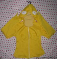 psyduck by Corset-Hoodies