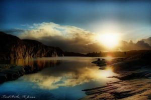 Reflection by Britha