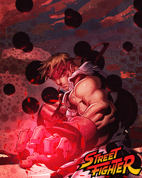 Streetfighter by DragneelGfx
