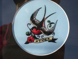 Sailor Jerry swallow 2 by HypotheticalTextiles