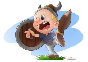 The Viking by cury