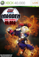 Madden Meltaball 40k by Empyronaut
