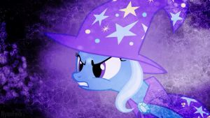The Great and Powerful Trixie by NyanFerb