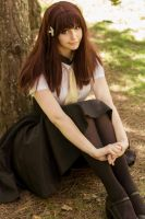 Gatchaman Crowds: I'm Just Me by meltyfate