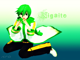 MMD PD Nigaito by niro0812