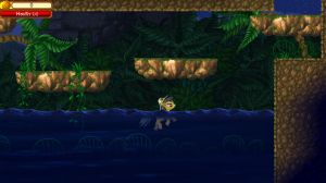 Daring Do the Game Water by alexmakovsky