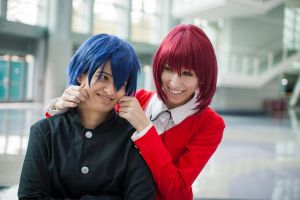 ToraDora!: I can make you smile, Ryuuji! by RedVelvetCosplay