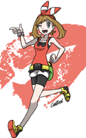 ORAS May by GreatMik