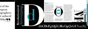 Firmin Didot Typography by SuperFlee
