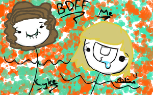 Best Derp Friends Forever! by fiolee4evah900