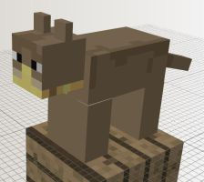 Minecraft Mob Ideas: Cougar by dylan613