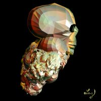 Skull by Lashington