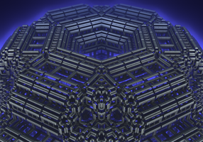 engine reactor core or alien transporter? by fraterchaos