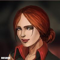 Triss Witch Hunt by nesoun