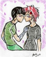 This is for Gaara+Lee fans by Cadowin