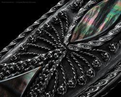 Filigree close up 2 by Logan-Pearce