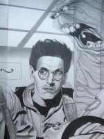 Egon Spengler Final by corysmithart