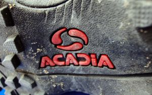 Acadia Red Logo by jorgesarcos