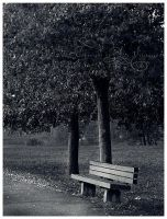 The Bench by BloodAddict
