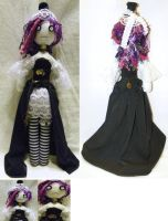 Steampunk Suzie Plush by mihijime