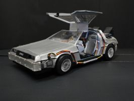 Delorean  Open Doors by BRSpidey