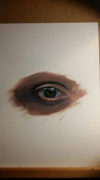 Eye study by andre-aw