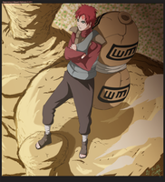 Commander General Gaara - 524 by Godaime-Tsunade