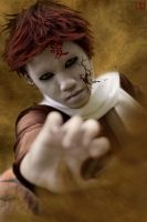 Gaara of the Sand by starlitwish